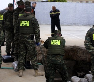 WWII Bomb Defused in Greece, Allowing 70,000 Evacuees to Head Home