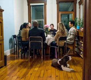 Bridging Difference Over Dinner in the First 100 Days
