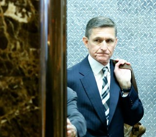 First Read: Flynn's Departure Raises More Questions Than It Answers