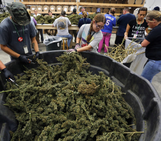 Sessions Reviewing Whether to Crack Down on Marijuana Possession