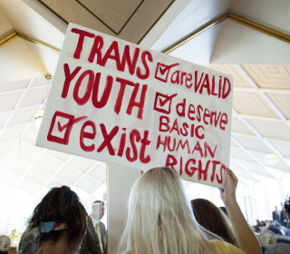 First Read's Morning Clips: Rolling Back Protections for Transgender Students