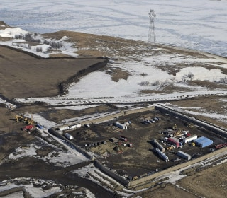 Judge Tosses Dakota Pipeline Motion Seeking to Block Construction