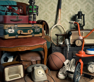 Who Will End Up With Your Parents' Stuff? If It's You, You Need A Plan