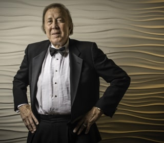 NFL Coaching Great Tom Flores: 'Proud' to be Pioneer to Hispanic Kids