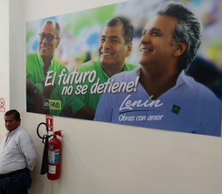 Ecuador Elections: Will the Left Lose Another South American Nation?