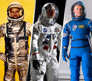 The Evolution of the NASA Spacesuit, From Mercury to Starliner