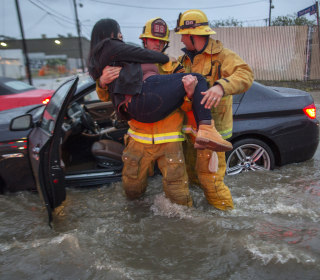 Powerful California Storms Leave Thousands Without Power