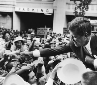 John F. Kennedy Commemorated on New Postal Stamp