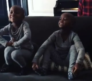 Madonna Shares Video of Adopted Twins Singing 'Twinkle, Twinkle, Little Star'