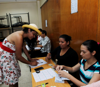 Trans Ecuadorians Vote for 1st Time According to Affirmed Gender