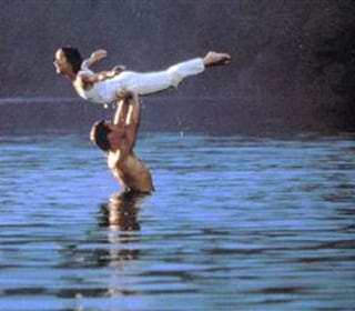 Patrick Swayze Was in Pain While Shooting 'Dirty Dancing' Lake Scene, Report Says