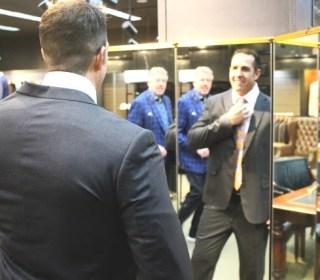 Inspiring America: Free Suits for Men Struggling to Find Work