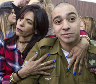 Israeli Soldier Jailed for 18 Months After Killing Palestinian Attacker