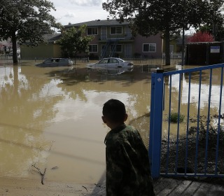 California on Track to Have Wettest Year on Record Following Five-Year Drought