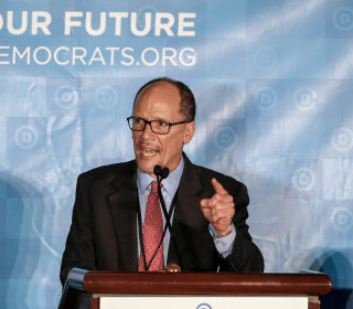 DNC Race: Tom Perez Becomes DNC Chair in Close Election Victory