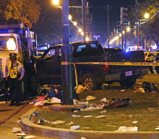 Suspected Drunken Driver Slams Into New Orleans Parade Crowd, 28 Hurt: Cops
