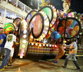 Brazil: Carnival Float Crushes Spectators, 20 Hurt