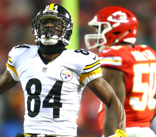 Steelers Make Antonio Brown Highest Paid Wide Receiver in NFL