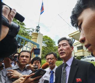 Kim Jong Nam: North Korean Officials Seek Return Of Body From Malaysia