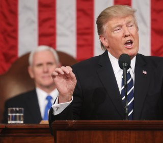Trump Address: President Lays Out Bold Agenda With Softer Tone