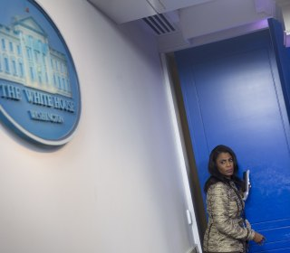 Exclusive: Omarosa Manigault on Trump's Executive Order on HBCUs