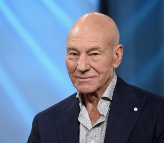 Patrick Stewart: I'm Becoming an American to 'Fight' Trump