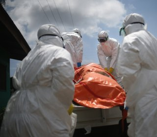 WHO Confirms a Small Ebola Outbreak in Congo