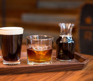 Starbucks Starts Selling Whiskey Barrel-Aged Coffee