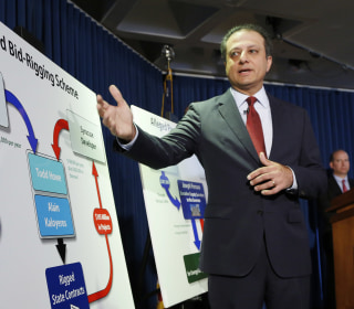 Drain the Swamp? Supporters Say Fired Prosecutor Bharara Was Doing It