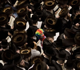 Purim Parades Across Israel, Revelers Rejoice in London and Brooklyn
