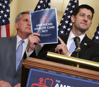 GOP Health Care Law Could Cost Nearly 1 Million Jobs, Report Finds