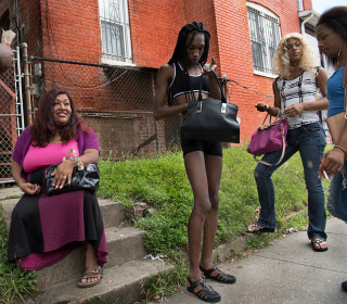 OutFront: Transgender Advocate Creates Safe Space for LGBTQ Homeless