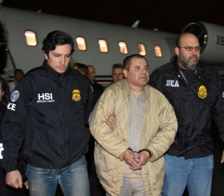 'El Chapo' Complains About Prison Conditions