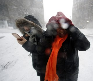 Late Winter Storm Packs a Punch but Big Cities Dodge the Blow