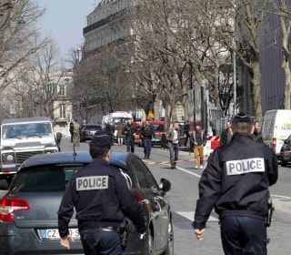 Letter Bomb With Firework Explodes at Paris Office of IMF, World Bank: Police