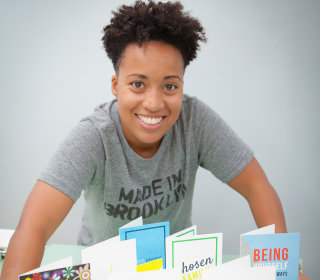 OutFront: Out Entrepreneur Creates LGBTQ-Inclusive Greeting Cards