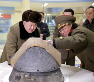 North Korea Is Not Afraid of U.S. Threat Over Nuclear Build-Up: KCNA