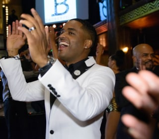 Welcome to 'Bronzeville': Larenz Tate and Laurence Fishburne Make a Podcast