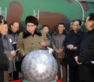 North Korea Missile Launch Fails, U.S. and South Korea Say