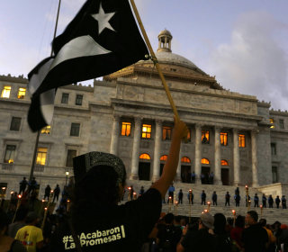 Puerto Rico Warning Congress Its Health Crisis Will Impact U.S. States