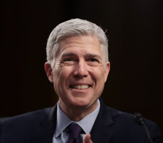 Dems Accuse Gorsuch of Skirting Major Legal Questions at SCOTUS Confirmation