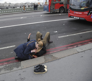 London Terrorist Attack: 4 Killed Near British Parliament, Attacker Dead