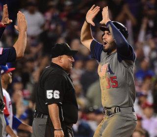 U.S. Blanks Puerto Rico, Wins First World Baseball Classic Title