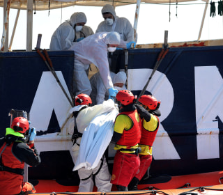 More Than 200 Migrants Feared Dead as Two Boats Capsize in Mediterranean