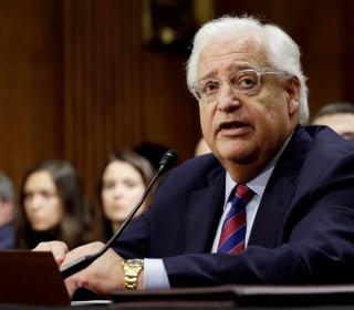 David Friedman Confirmed by Senate as U.S. Ambassador to Israel