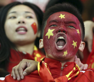 China, South Korea Meet in World Cup Qualifier Amid Tensions