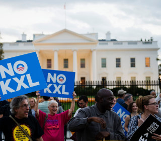As Trump Approves Pipeline, Figures Show Most Americans Oppose Drilling on Federal Lands