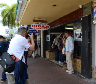 Miami's Little Havana: From Working Class Neighborhood to Global Tourist Hot Spot
