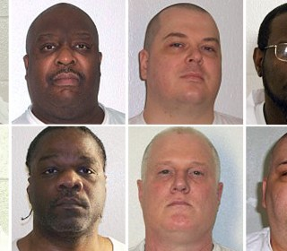 Speedy Execution Pace Is Unconstitutional, Arkansas Inmates Claim in New Suit