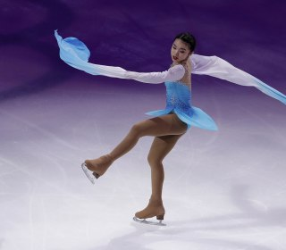 U.S. National Champion Figure Skater Karen Chen Sets Eyes on World Stage